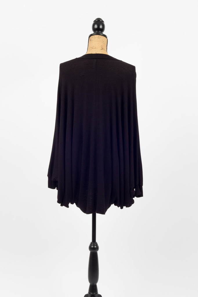 Manhattan Girl Cape Dress