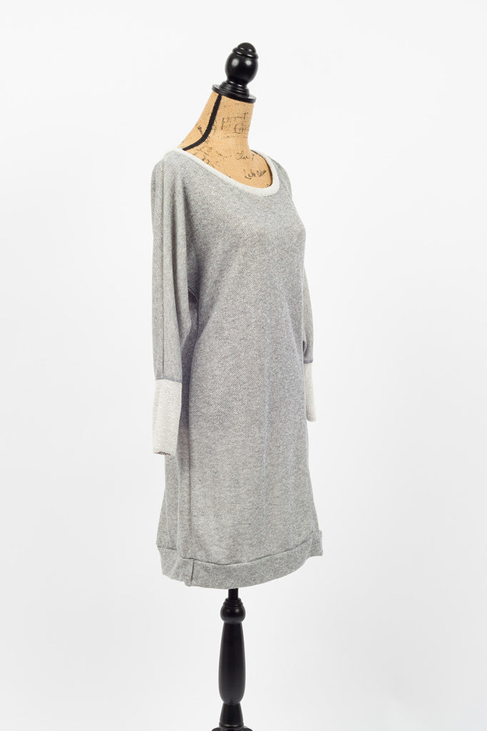 Urban Comfort Sweater Dress