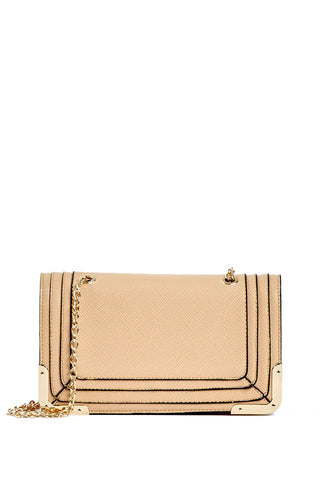 The Kira Black Clutch