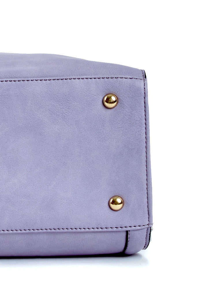 The Kennedy Lavender Handbag