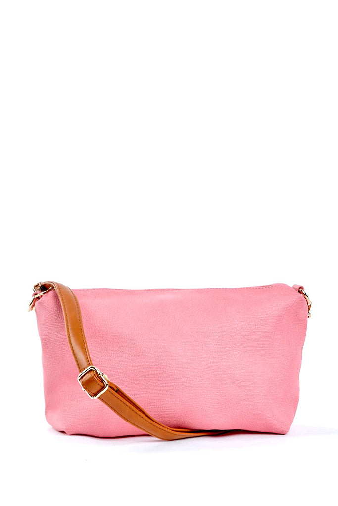 The Leona Beige Handbag