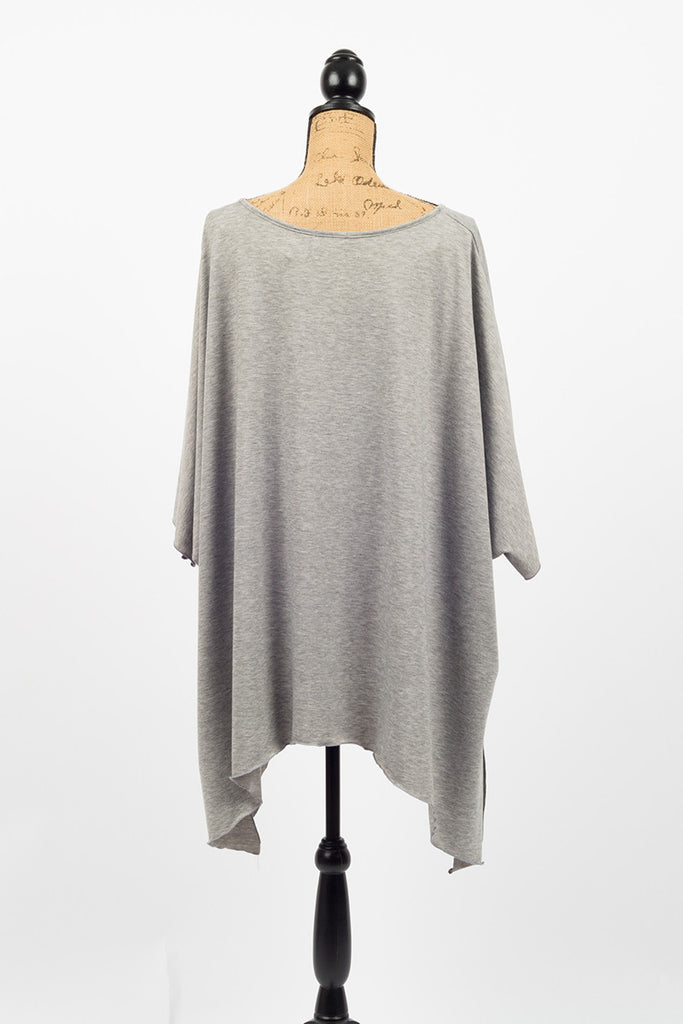 Off The Shoulder Oversized Sweater - Sample