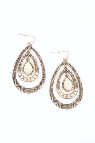 Jaelyn Drop Earrings
