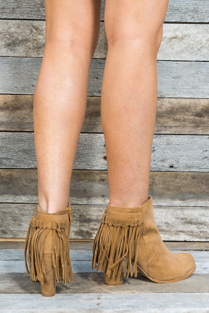 Fringe Boots Cheap