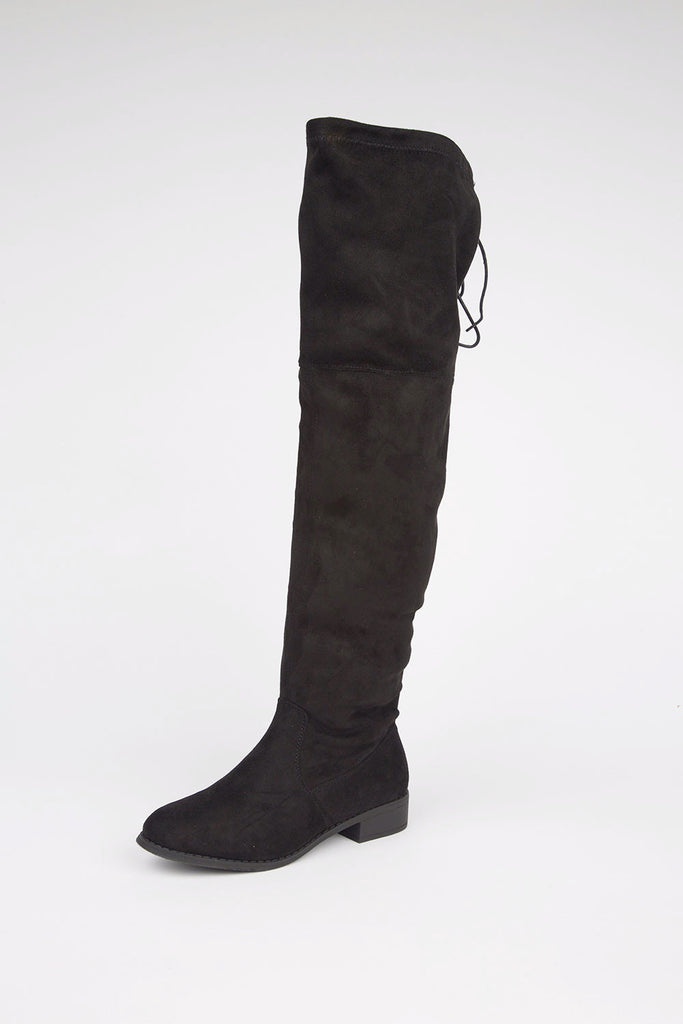 Keira Knee High Boots