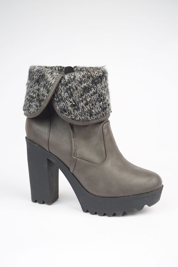 Mattie Sweater Booties