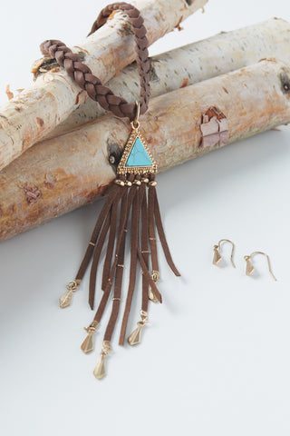 Arrowhead Pendant Necklace