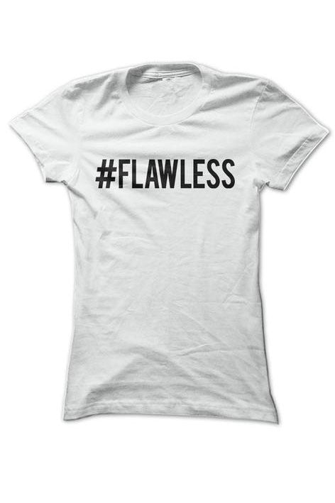 Beyonce Flawless Shirt