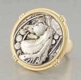 Wren Horse Statement Ring
