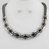 Tribal Collar Necklace Set