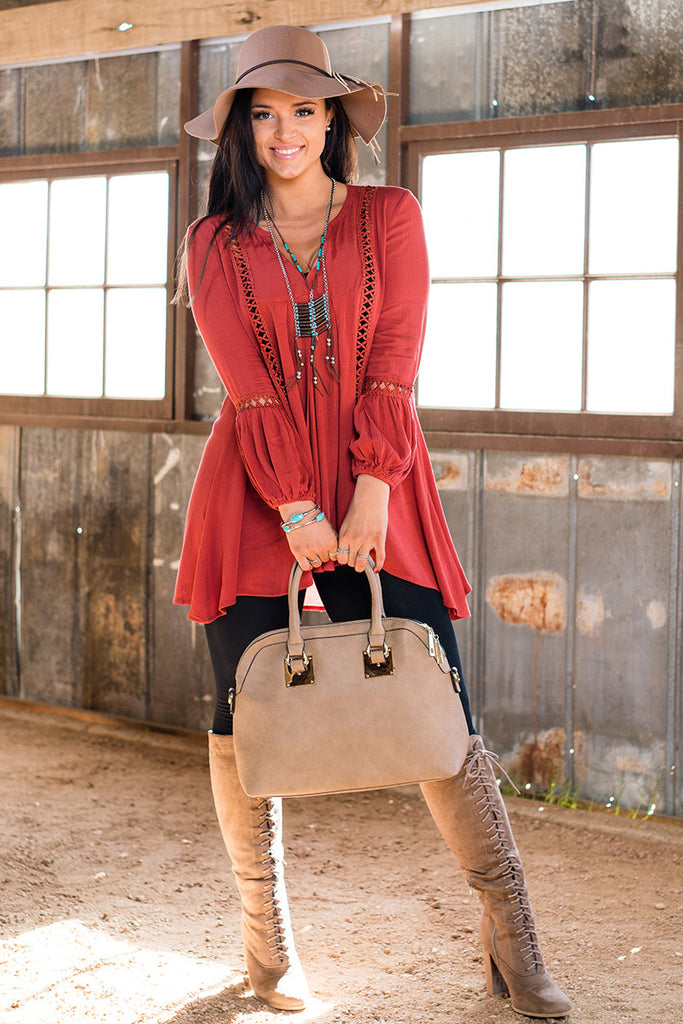 Urban Chic Tunic