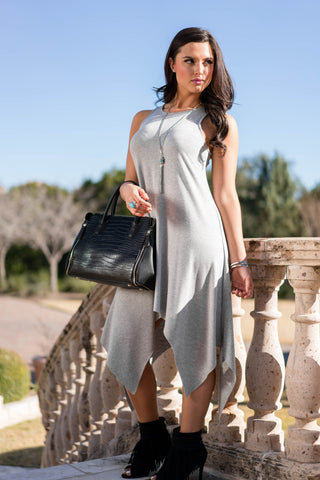 Bohemian Nights White Tunic