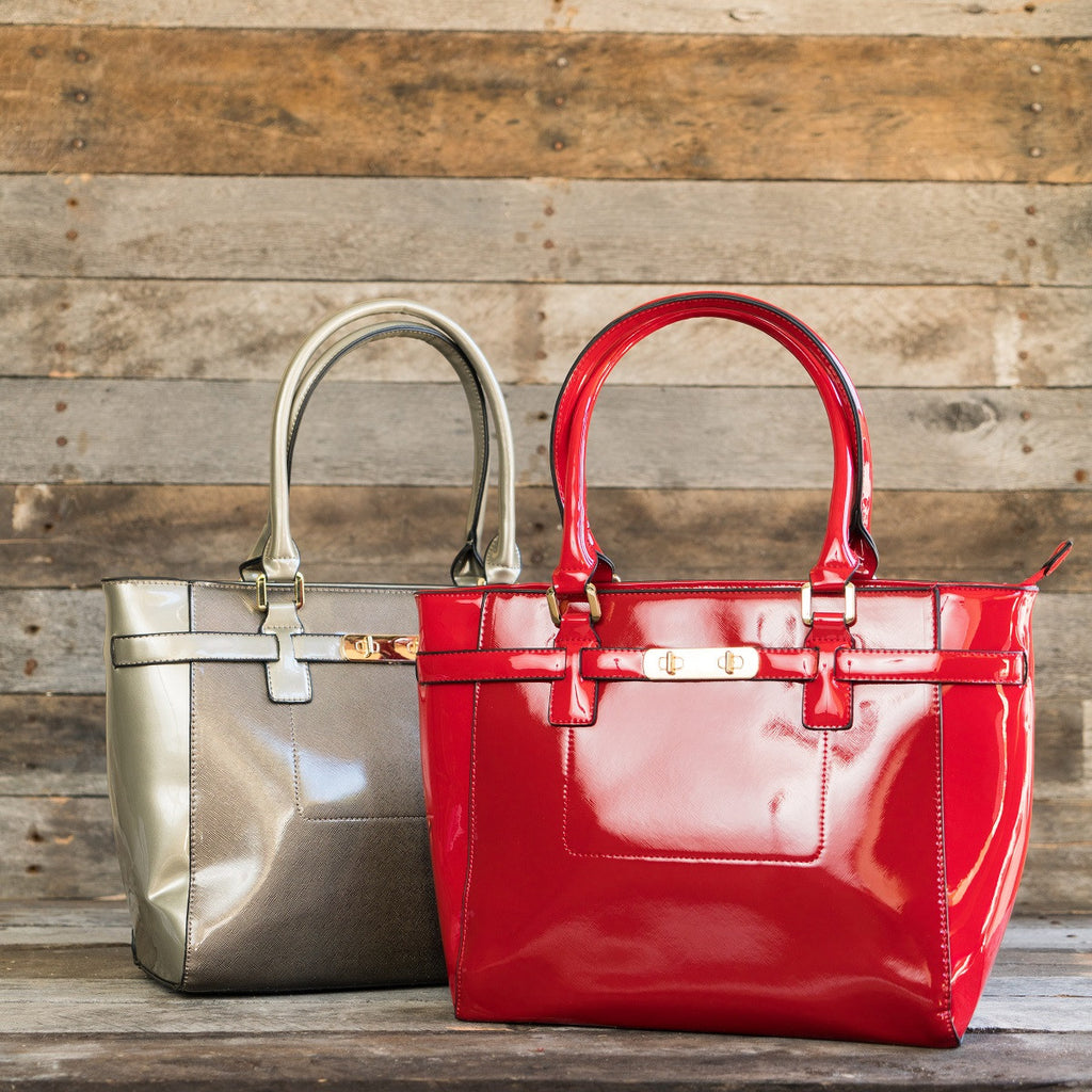 The Brook Patent Bag
