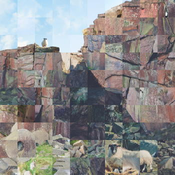 """100 Remnants of Burbage Edge"" Photo Montage"
