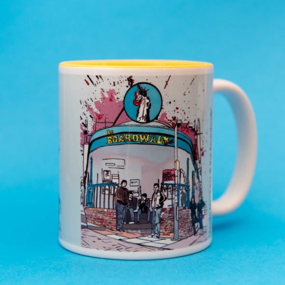 Arctic Monkeys @ The Boardwalk Mug