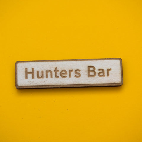 Hunters Bar Fridge Magnet