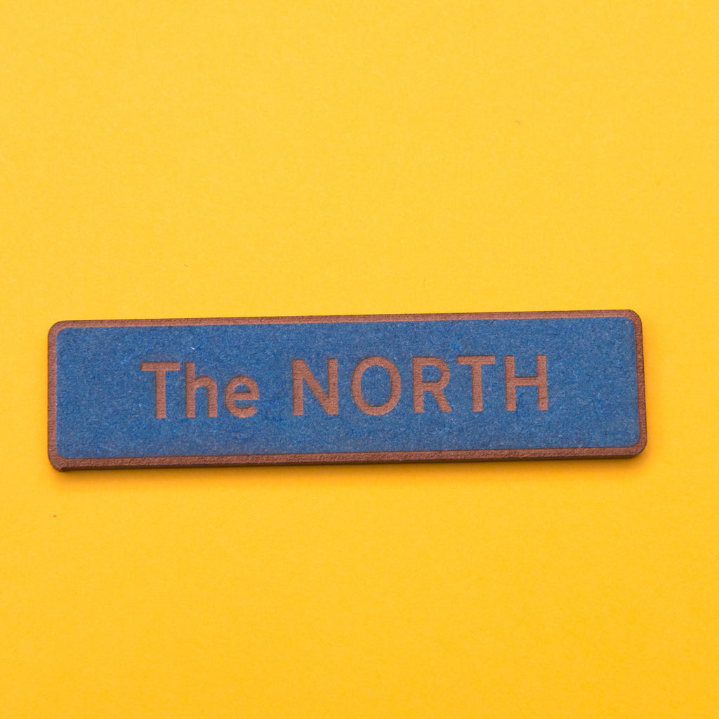 The North Fridge Magnet