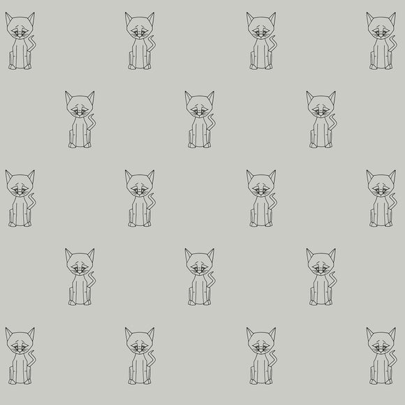 Cat Wrapping Paper Sheet // 70 cm x 50 cm / 27.5