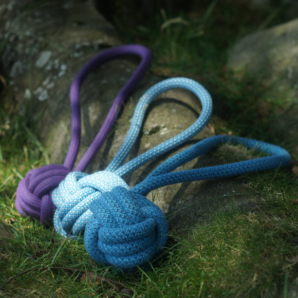 Climbing Rope Dog Toy