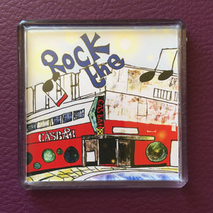 Casbah Fridge Magnet