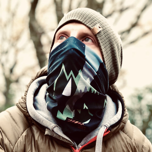 Adventurer Multifunctional headwear face mask