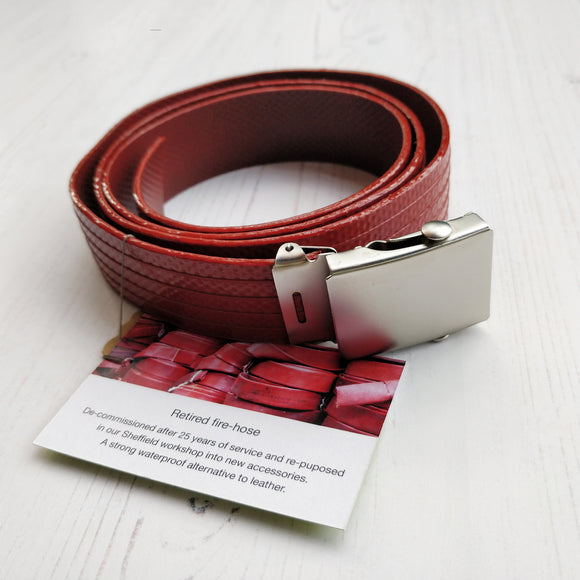 Recycled Fire Hose Belt