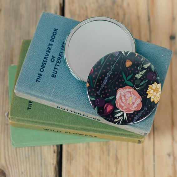 Juniper Pocket Mirror