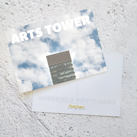 Postcard Arts Tower