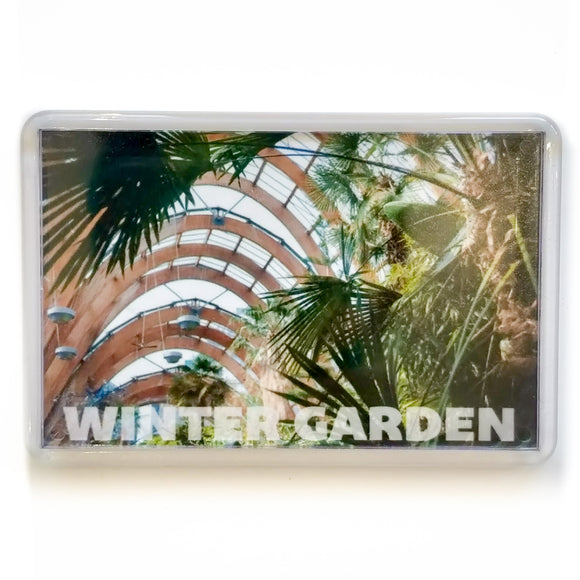 Magnet Winter Garden