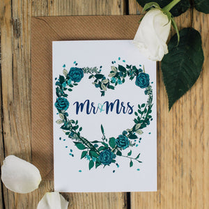 Mr & Mrs Card