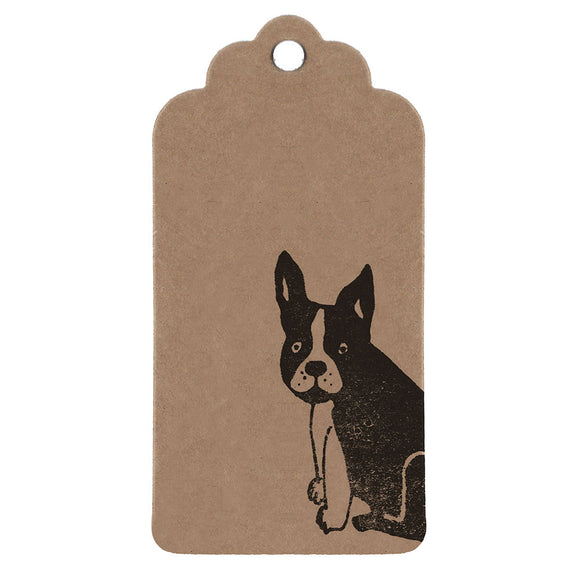 French Bulldog Gift Tag