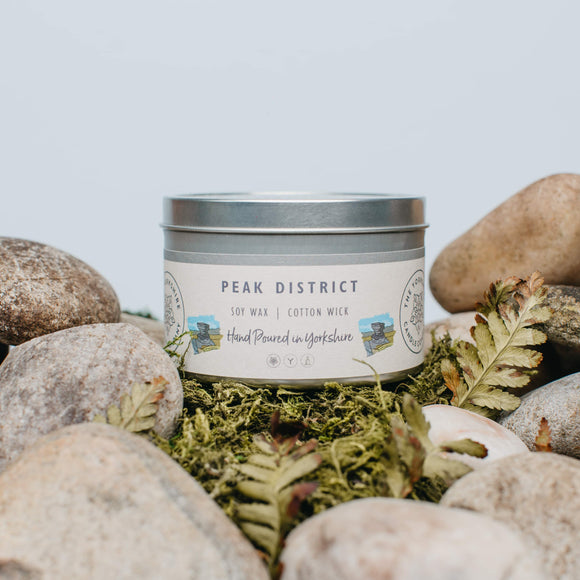 Peak District Soy Candle