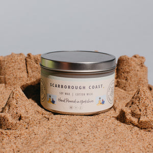 Scarborough Coast Soy Candle