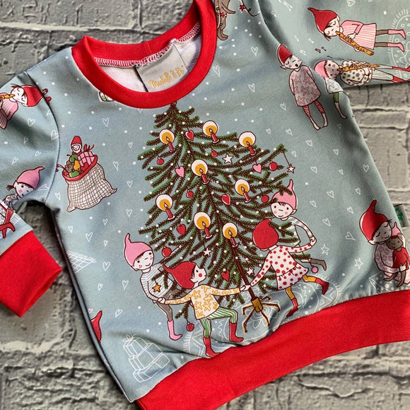 Christmas Gnomes Jumper