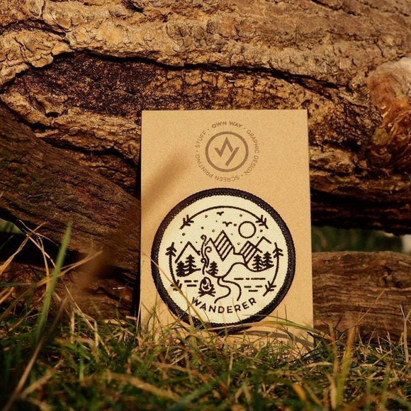 Wanderer - Organic Cotton Patch