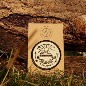 Explorer - Organic Cotton Patch