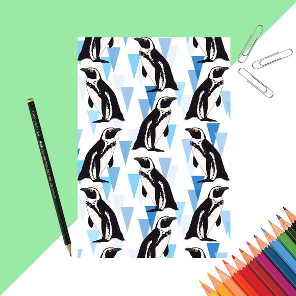 African penguin Notebook