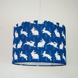 Rabbit Print Lampshade