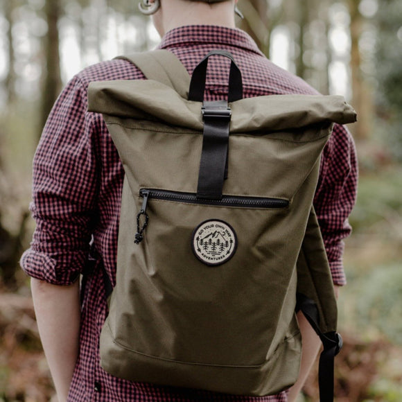 Go your own way - Backpack