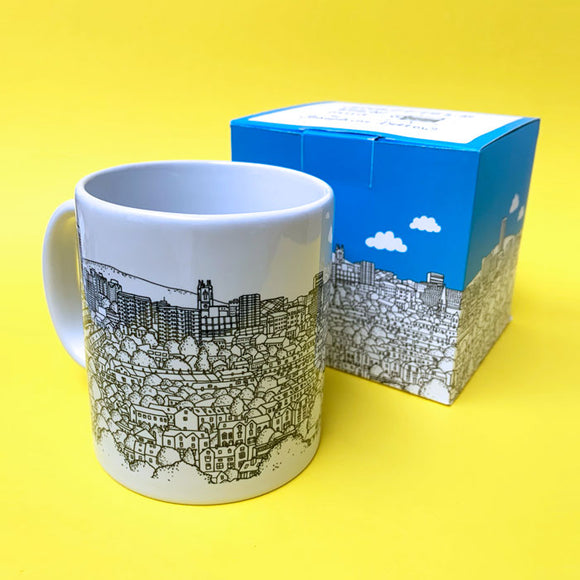 Sheffield View Ceramic Mug