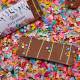 Party Popper Milk Chocolate Bar