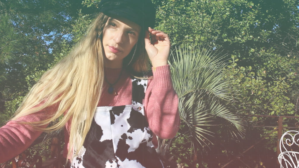 Desert Fox Lookbook BLURRED VISION boho bohemian hippie Vintage