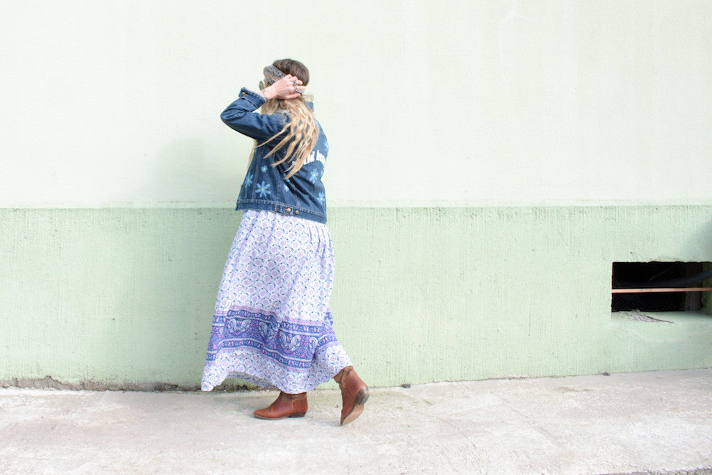 Desert Fox Vintage Clothing with 70's Vibes and Bohemian Spirit