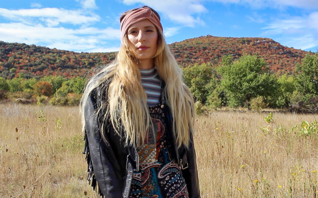 Untamed Heart Lookbook A/W Desert Fox Collective Vintage Clothing