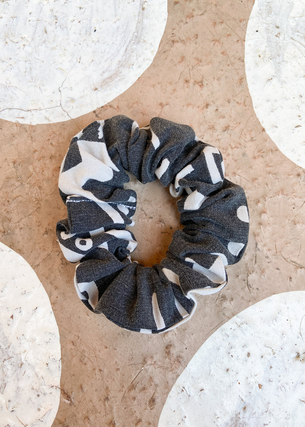 DESERT FOX Zero Waste Scrunchie Hair Tie