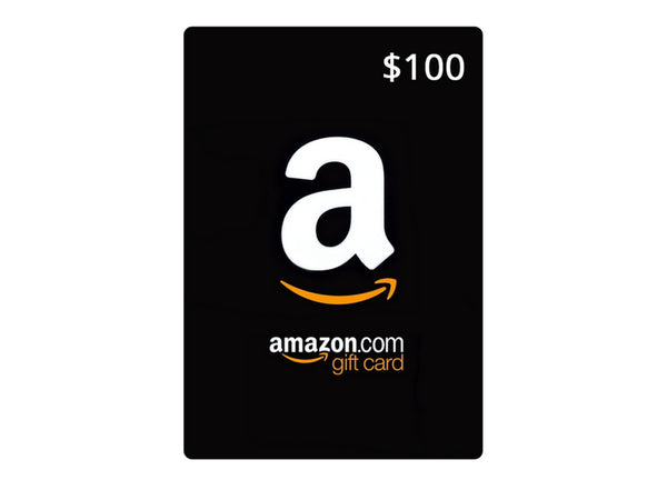 $100 Amazon Gift Card Prize
