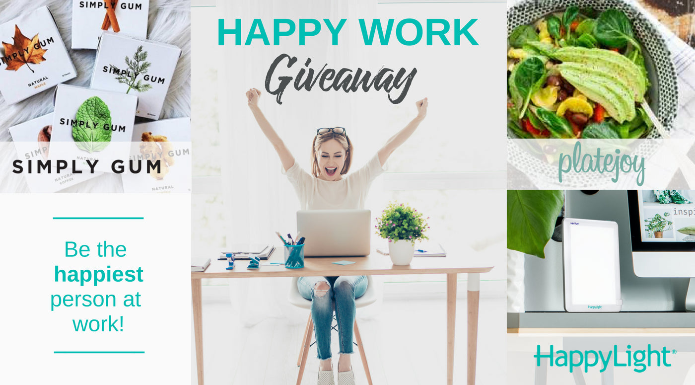 Happy Work Giveaway
