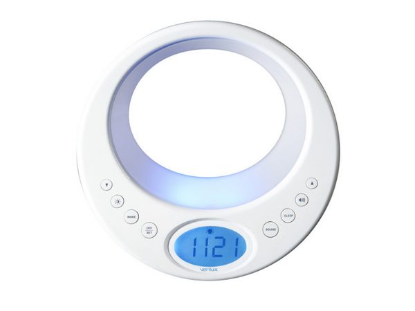 Verilux Rise & Shine Alarm Clock