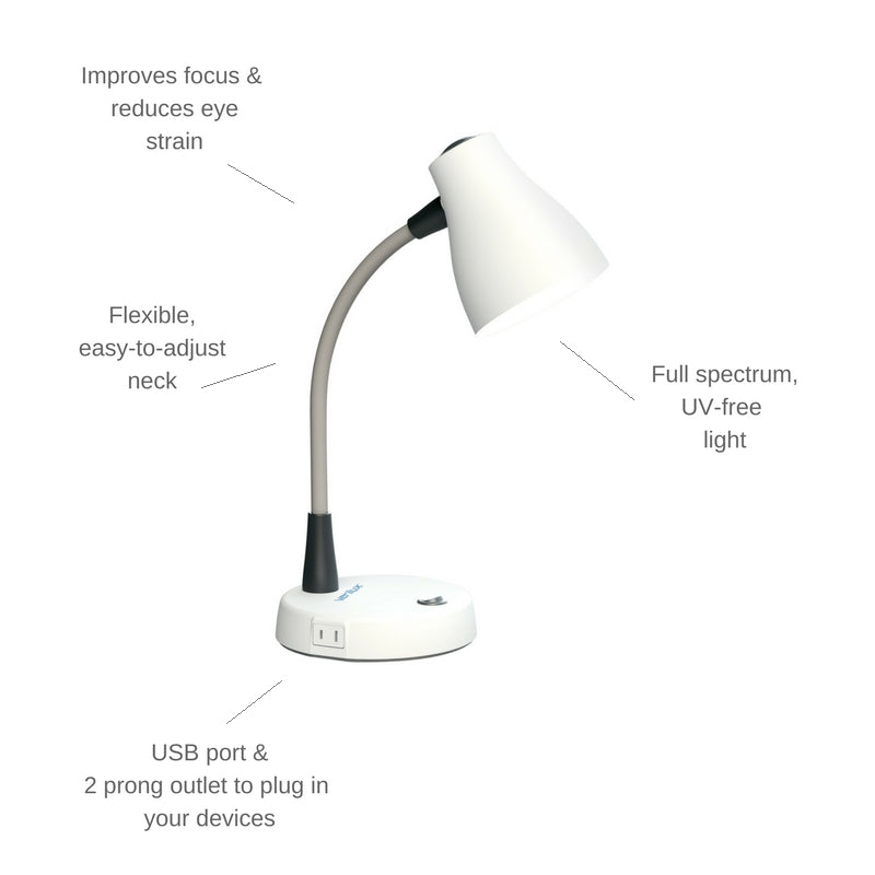 Tazza Productivity Lamp