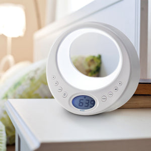 Rise & Shine Natural Wake-Up Alarm Clock